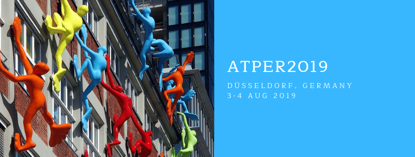 Abstract Submission – ATPER2019