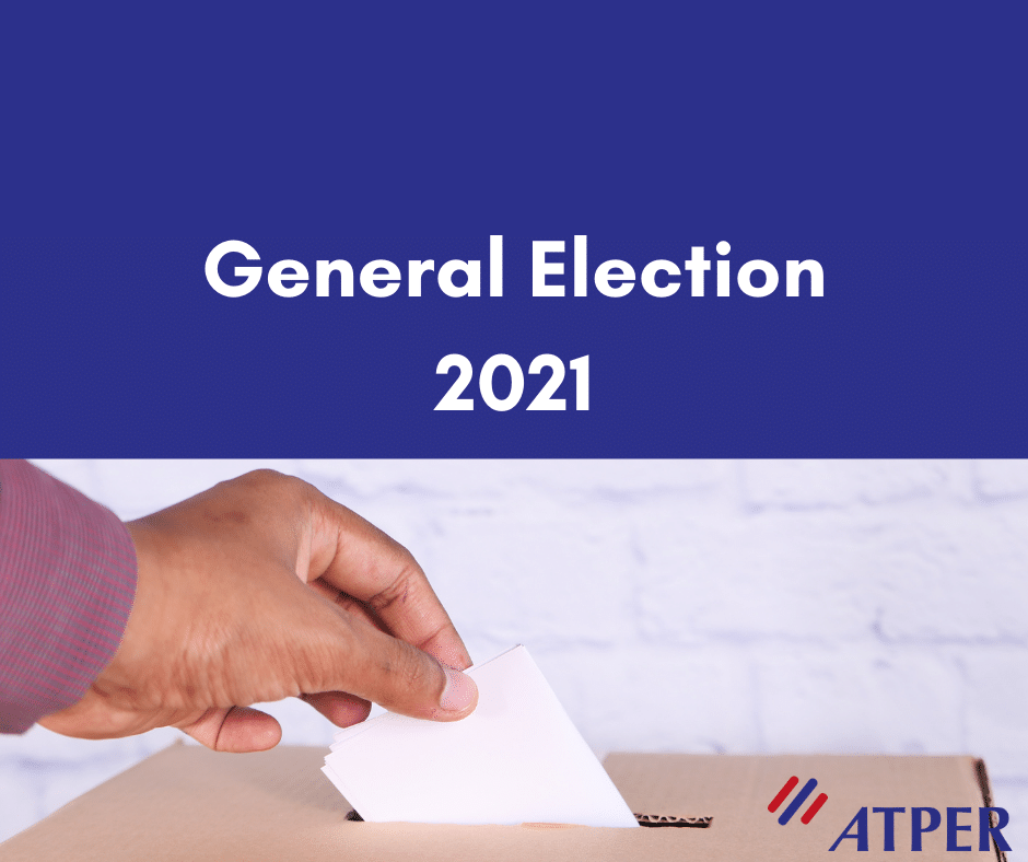 The Announcement of ATPER General Election 2021